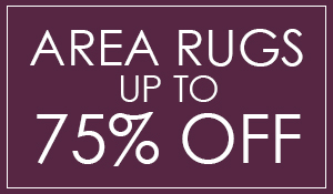 Up to 75% off Area Rugs of all sizes. 50-75% off Remnants finished to any size! Get these amazing deals only at Abbey Carpet of San Francisco!
